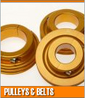 Pulleys & Belts